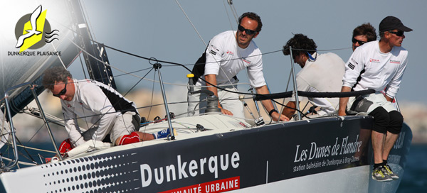 MaxSea official supplier of Courrier Dunkerque at the SATT 2012