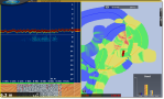 Bottom classification colors - MaxSea TimeZero ECS-Plot v.1.2