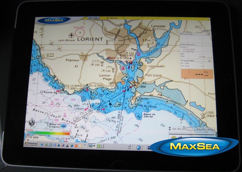 Maxsea time zero map key list