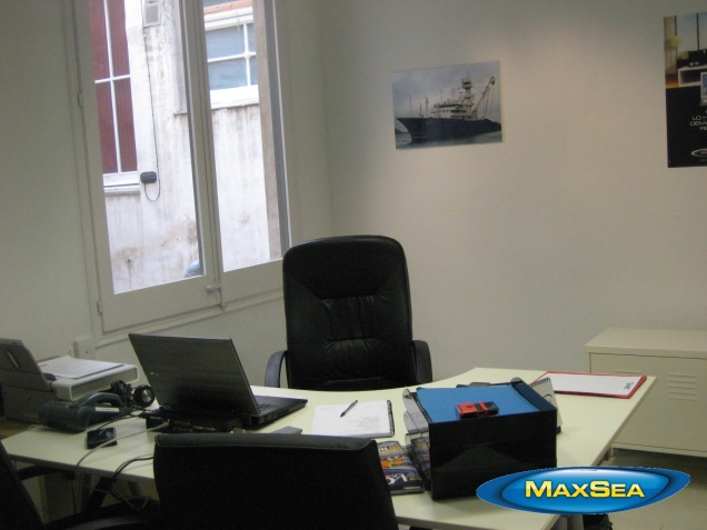 MaxSea International - Barcelona office 3