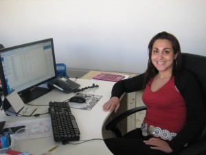 Sandrine Abadie - Inside Sales @ MaxSea Barcelona