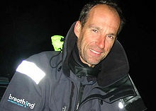 Gilles Chiorri - french sailor