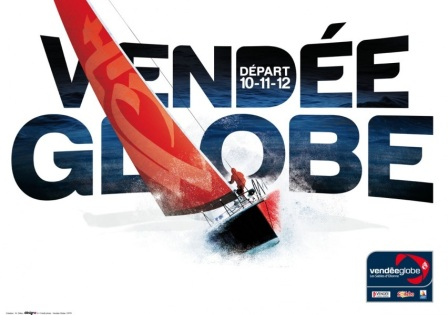 Vendee Globe 2012 official poster