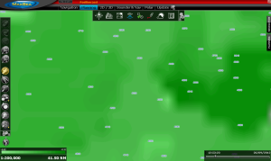 MaxSea TimeZero Plot - Chlorophyll Concentration
