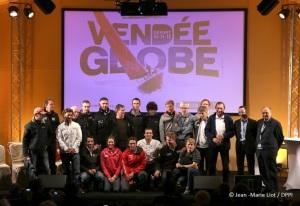 Skippers Vendée Globe 2012-2013