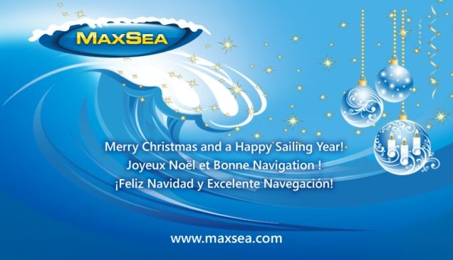 Merry Christmas from MaxSea!