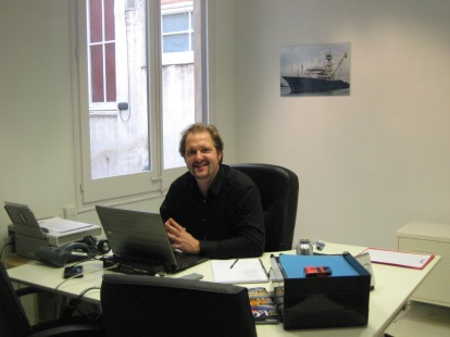 Frédéric Algalarrondo - Sales Director