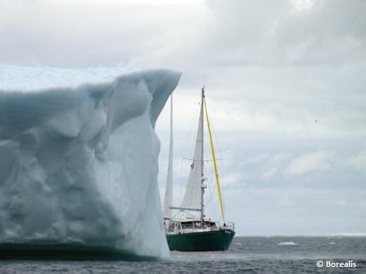 Experimental Trawler Marguerite 1 in Labrador