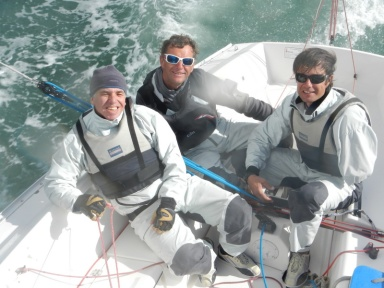 French team at Kinsale