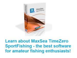 MaxSea TimeZero SportFishing