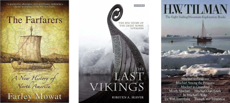 Books about the Arctic Ocean
