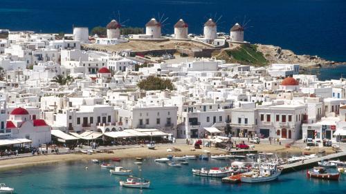 Sailing Europe Greece