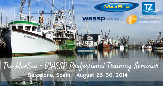 MaxSea-WASSP seminar