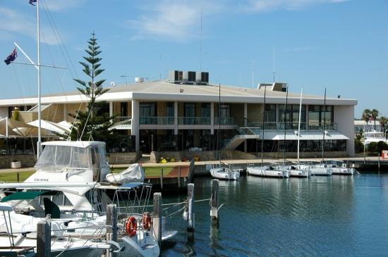 Fremantle sailing club