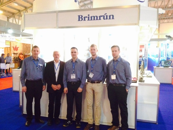 MaxSea and Brimrun Representatives