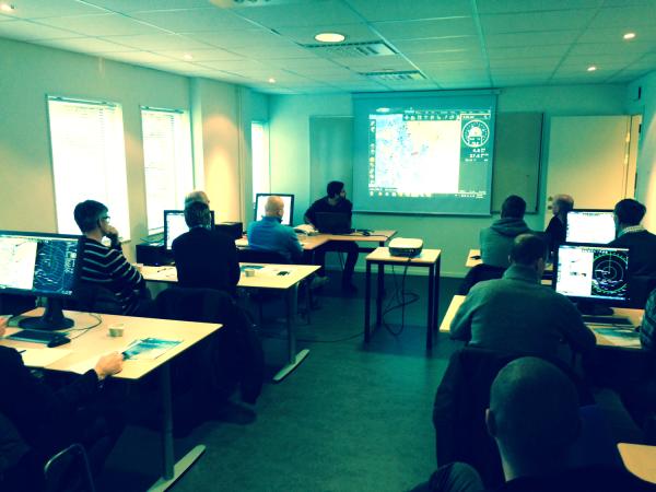 MaxSea Furuno Sweden Seminar