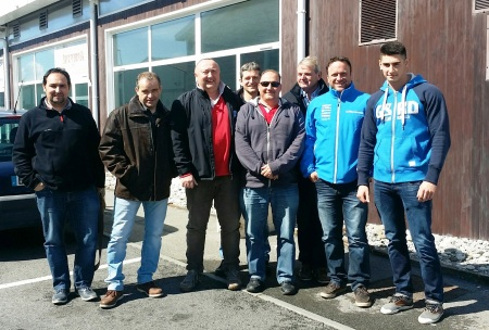 MaxSea technical training in Bidart, France