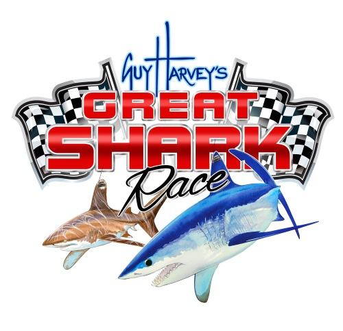 great shark race logo
