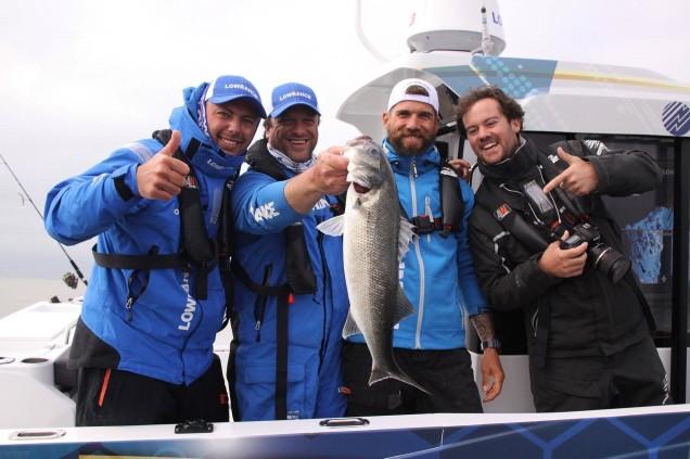 European Seabass Barracuda Tour