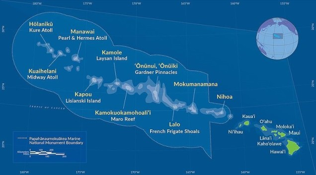 hawaai-marine-reserve-area