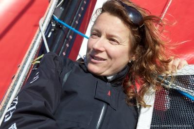 Isabelle JOSCHKE CLASS 40 GENERALI-HORIZON MIXITE