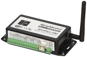 Exemple de multiplexeur NMEA0183 / Wifi