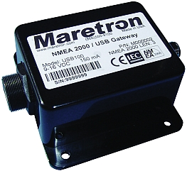 Example of NMEA0183 to NMEA2000 converter