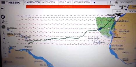 Lors d une transatlantique le passage des aliz es est il - Diego l explorateur ...