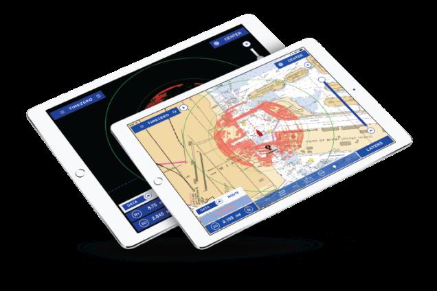 TZiBoat-RadarWorkspaces